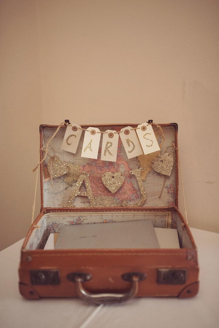 Winter Wedding Gift Card Box : ... Wedding Card Boxes & Gift Holder Ideas Whimsical Wonderland Weddings