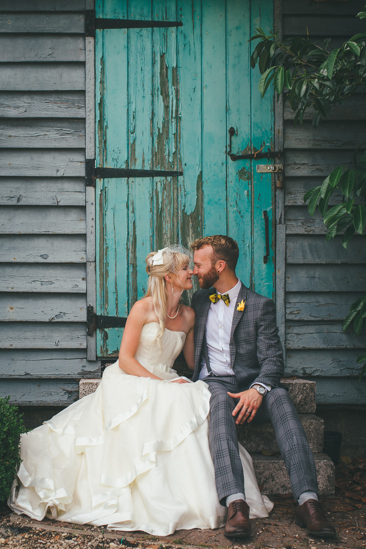 Yellow Local & DIY Budget Barn Wedding