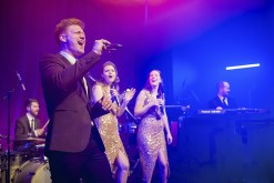 Down For The Count UK Wedding Band Entertainment Supplier Directory