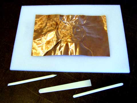 Metal Tooling Foil For Craft Copper Aluminum Brass