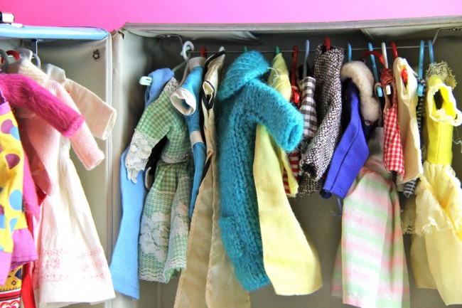 Vintage Barbie Clothes Made By Someone Elses Grandma