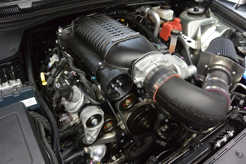 Car Throttle Wallpaper Whipple Chevrolet Ss Supercharger System