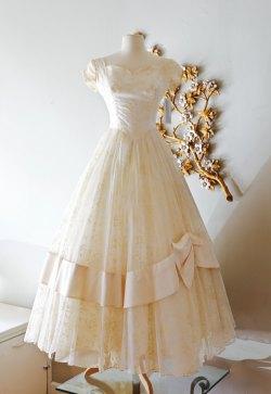Small Of Tea Length Wedding Dress