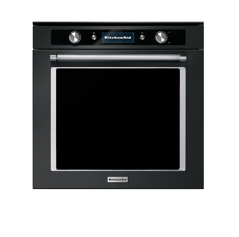 Four à Pyrolyse Black Stainless Steel Twelix Pyrolytische Oven 60 Cm Nieuw