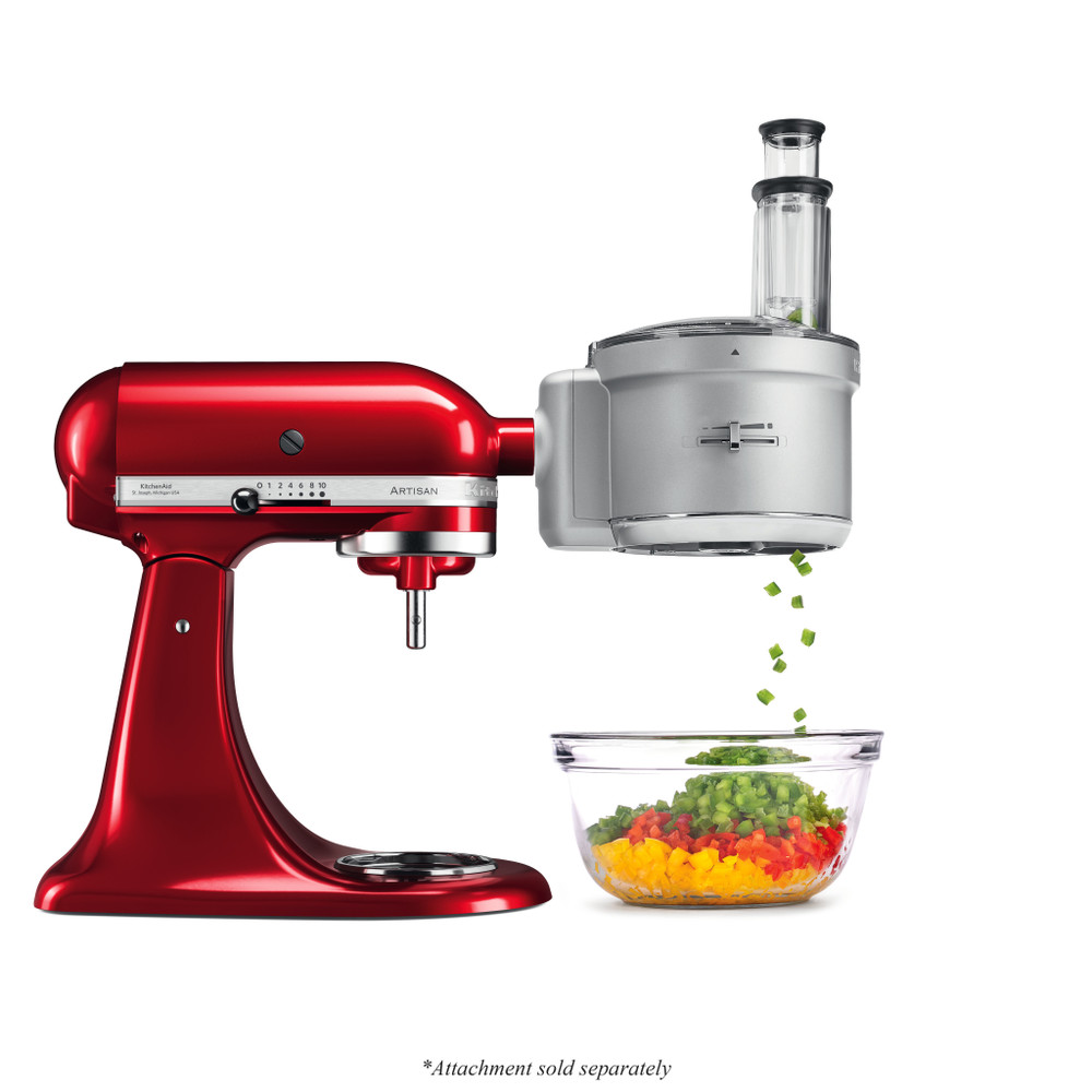 Kitchenaid Food Processor Attachment For Stand Mixer 5ksm2fpa