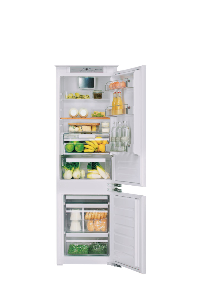 No Frost 177 Cm No Frost Fridge Freezer Kcbcr 18600 1 Uk Kitchenaid Uk