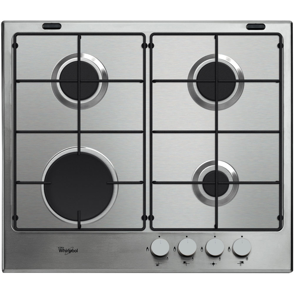 Plaque Cuisson Whirlpool Whirlpool Absolute Gma 6411/ix Built-in Gas Hob In