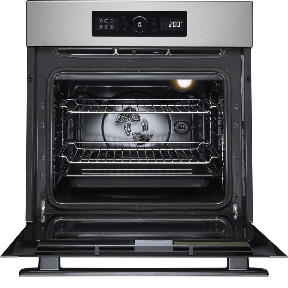 Oven Whirlpool Whirlpool Absolute Akz 6270 Ix Built-in Oven In Stainless
