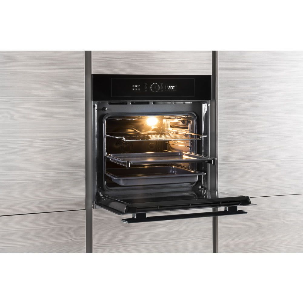 Whirlpool Oven Symbolen Whirlpool Absolute Akz 6230 Nb Built-in Oven In Black