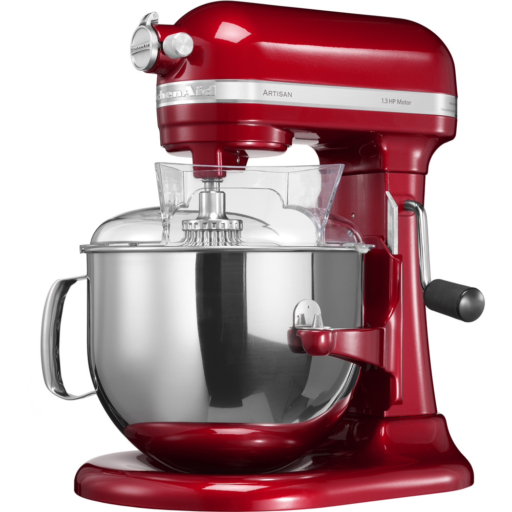 5ksm7580x 6 9l Kitchenaid Artisan Stand Mixer Big Food - Kitchenaid Küchenmaschine Test
