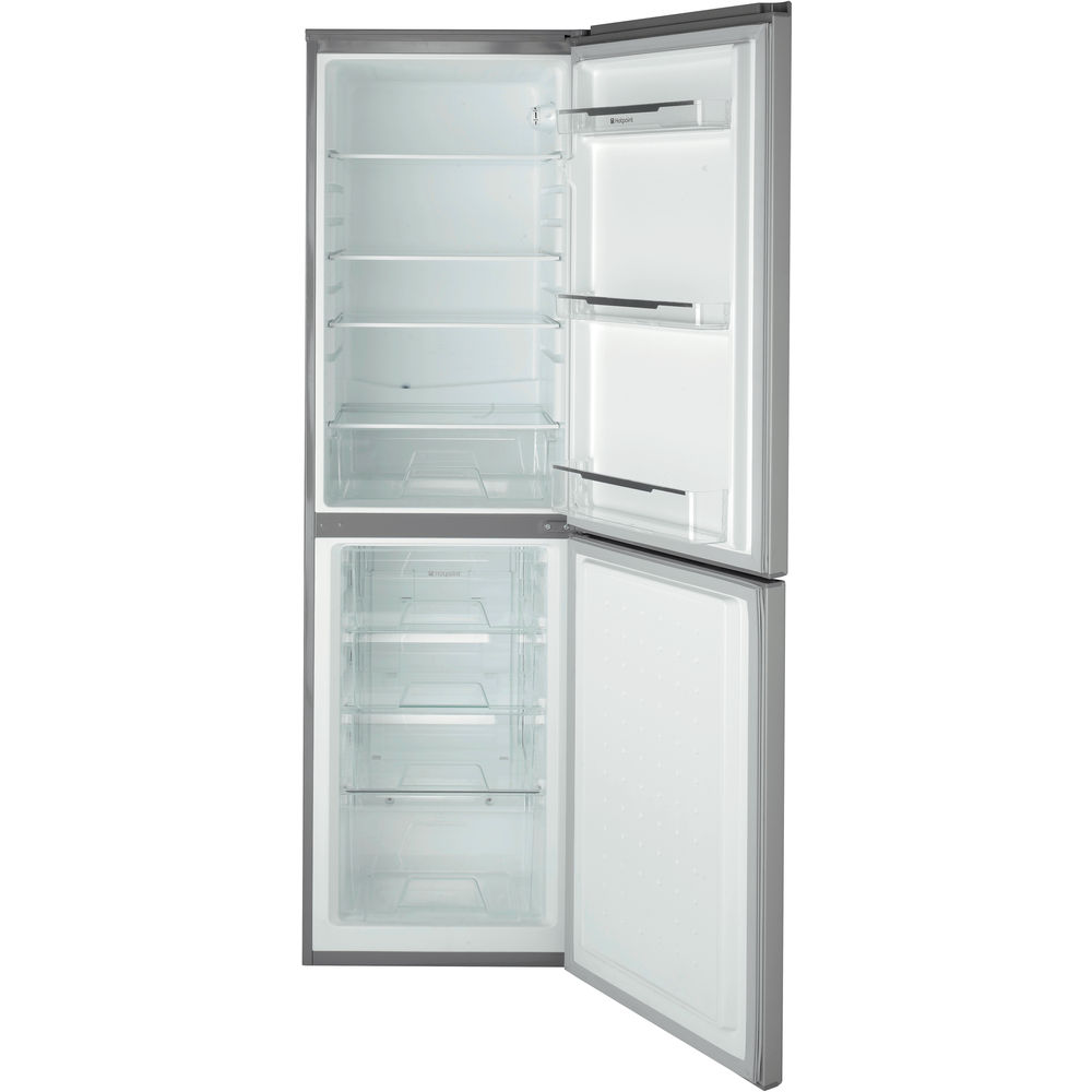 Fridge Freezer Hotpoint Freestanding Fridge Freezer Frost Free Fsfl58g Hotpoint