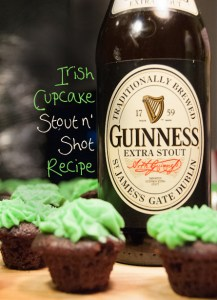 irish-car-bomb-cupcakes-with-bottle-1