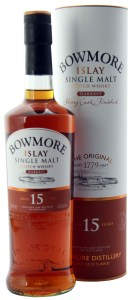 Bowmore 15 Year Darkest Scotch