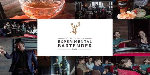 Glenfiddich Most Experimental Bartender