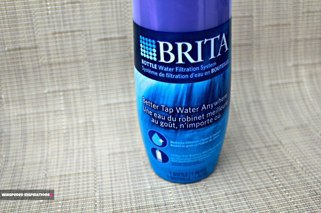 Brita Bottle Water Filtration System Review Better Tap