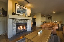 Whistler VRBO Photos of Foxglove Villa :: Ski In Out Blackcomb, Private HotTub, Deck
