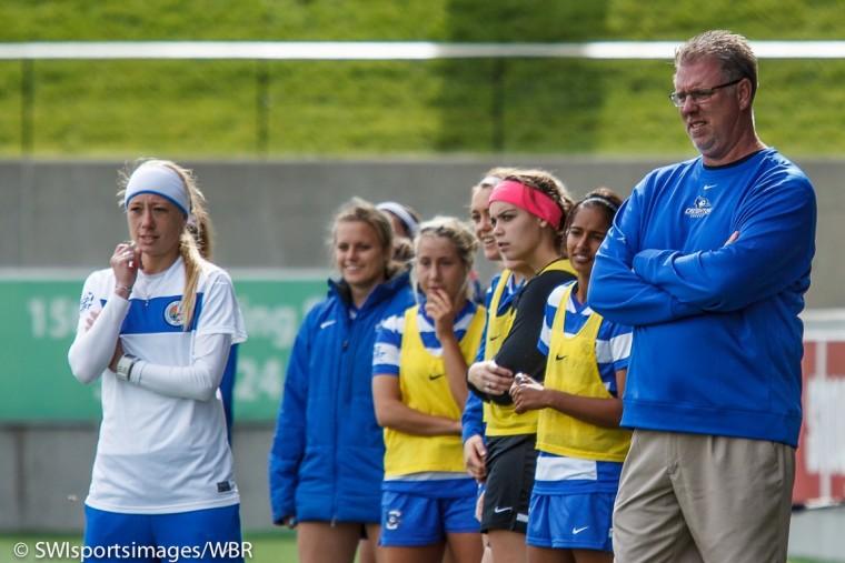 Bruce Erickson steps down after 16 years as Creighton Women\u0027s Soccer