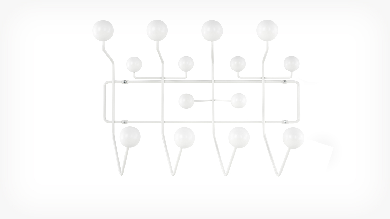 Trivia Thursday Eames Hang It All White Cabana