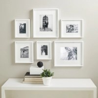 Picture Gallery Wall Small Photo Frame Set   Photo Frames ...