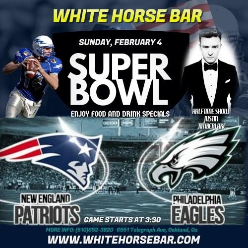 Medium Of Super Bowl Party