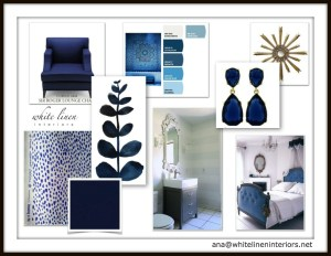Interior Design Color Board Ideas