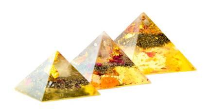 Lightstones orgone store pyramids