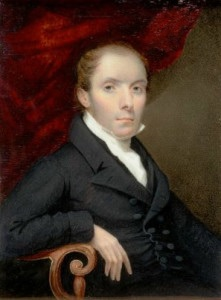 Self-portrait of Thomas Edwards (1795-1869)