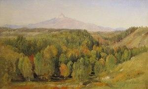 Mount Chocorua by Aaron Draper Shattuck