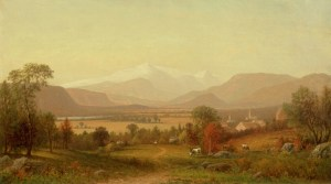 Mount Washington by Charles Wilson Knapp