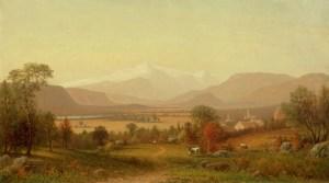 Mount Washington by Charles Wilson Knapp