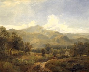 Moat Mountain by Edmund Darch Lewis