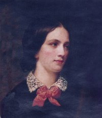 Maria Cooley Cropsey, Portrait in Oil by Daniel Huntington, c. 1850