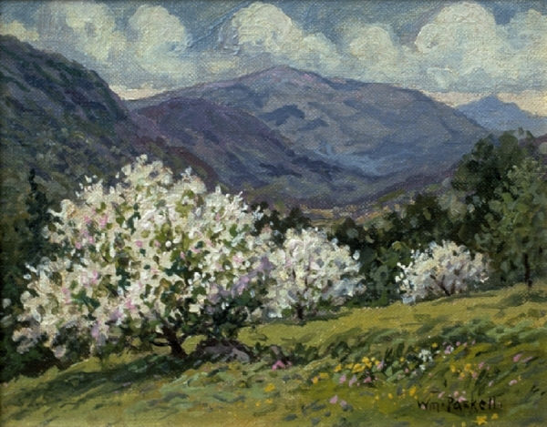 Mount Washington from Jackson by William F. Paskell