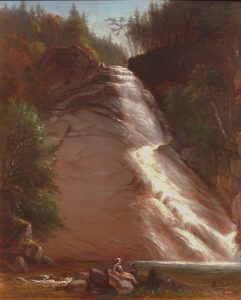 Ripley Falls by Benjamin Champney