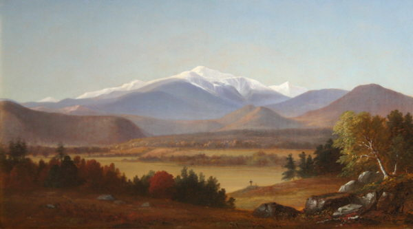 Mount Washington from Sunset Hill by Benjamin Champney