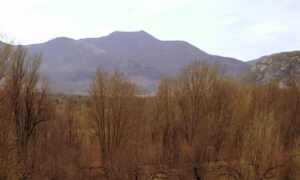 Moat Mountain from North Conway