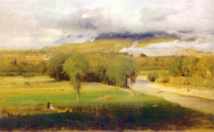 Saco Ford, Conway Meadows by George Inness