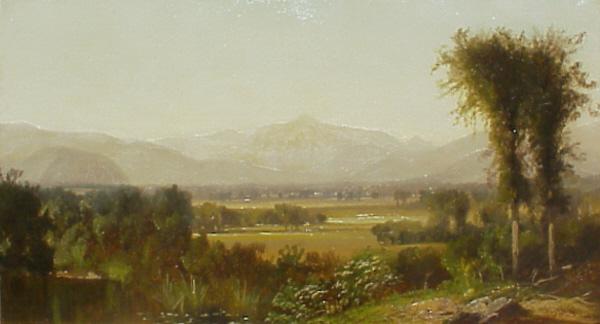Mount Washington by Harrison Bird Brown