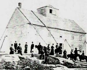 The Second Hotel on Mount Kearsarge