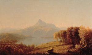 Mount Chocorua by Sanford Robinson Gifford