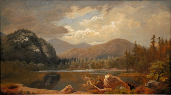 Cathedral Ledge by Thomas J. Fenimore