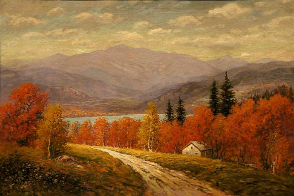 Mount Washington by William F. Paskell