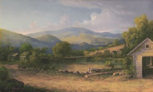 Mount Israel by John White Allen Scott