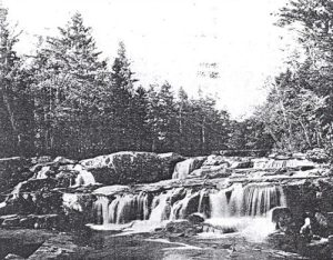 Jackson Falls on the Wildcat River