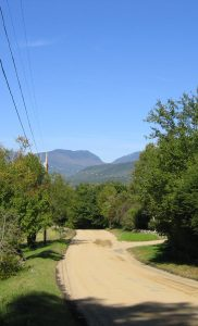Carter Notch from Thorn Hill Road, Jackson
