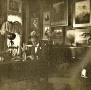 Sanderson at 20 Beacon Street Art Studio