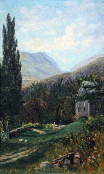 View on Thorn Hill, Jackson by Frank Henry Shapleigh