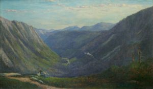 Crawford Valley from Mount Willard by Frank Henry Shapleigh