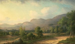 Moat Mountain by John White Allen Scott