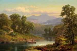 On the Ammonoosuc by Russell Smith